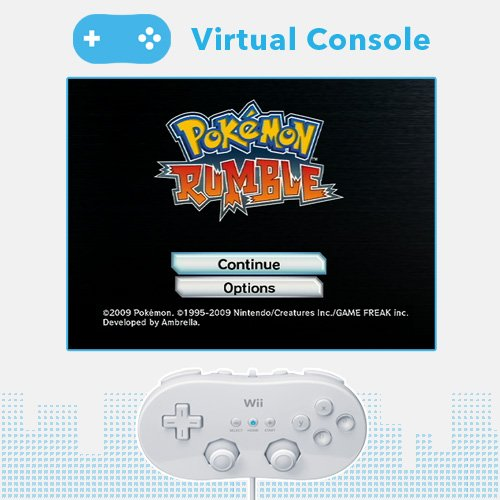 Pokemon Rumble  [Online Game Code] image