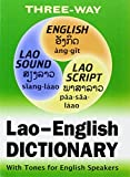 Lao-English English-Lao Dictionary