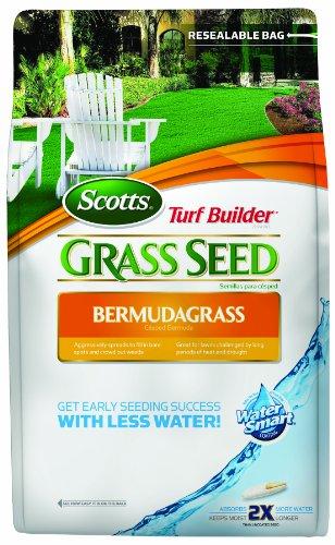 Scotts 18258 Turf Builder Bermuda Grass Seed Mix, 15-Pound