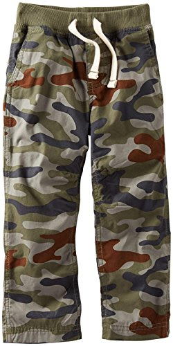 Carter's Little Boys' Woven Pants (Toddler/Kid) - Camo - 4