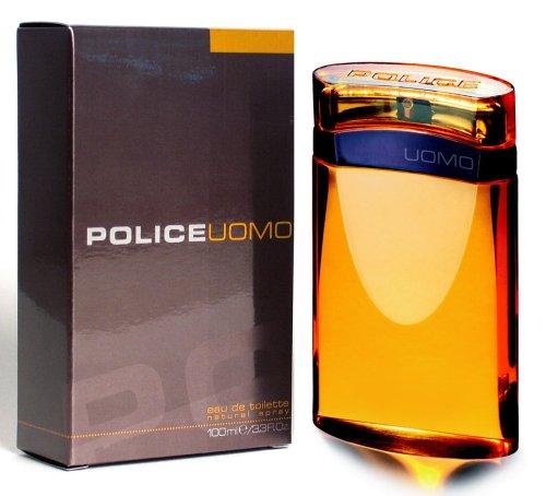 POLICE UOMO For Men 3 4 oz EDT Spray By POLICE