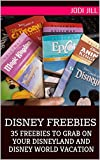 Disney Freebies: 35 Freebies to Grab on Your Disneyland and Disney World Vacation