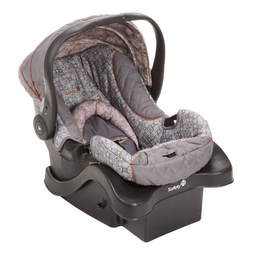 Infant Car Seat Safety Onboard
