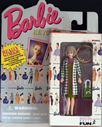 BARBIE - Keychain - Poodle Parade