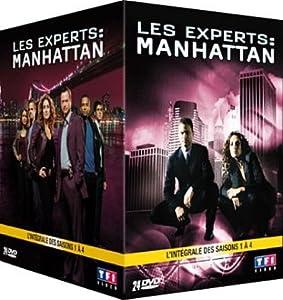 Les Experts : Manhattan - L'intégrale des saisons 1 à 4