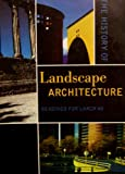 The History of Landscape Architecture: Readings for Larch 60 (0536681309) by John Brooks