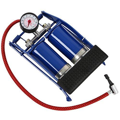 pompe-a-pied-double-cylindre-pour-valves-schrader-pression-max-7-bar