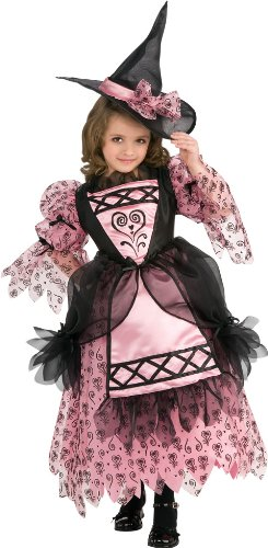 Deluxe Sweetheart Witch Costume