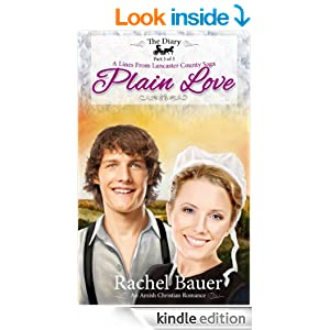 Plain Love: The Diary 3 (Amish Christian Romance) (A Lines from Lancaster County Saga)