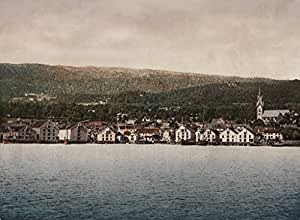 Amazon.com: POSTER 7175 Molde Norway Wall Art Print A3 replica