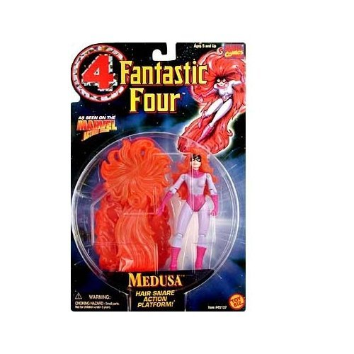 Fantastic Four Medusa Action Figure (Medusa Action Figure compare prices)
