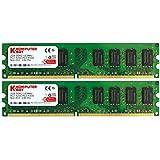 Komputerbay 4GB 2x 2GB DDR2 PC2 4200 533Mhz 240 Pin DIMM 4 GB CL 4 KIT