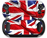 Sony PS Vita Skin Union Jack 01 by WraptorSkinz