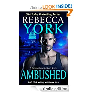 Ambushed (Decorah Security) Rebecca York
