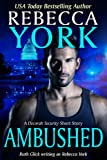 Ambushed (Decorah Security Book 1)