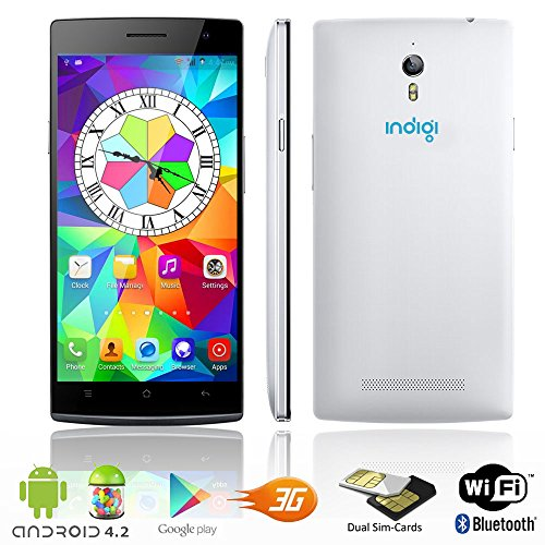 Indigireg Unlocked 55in 3G GPS DualSim DualCore Photo