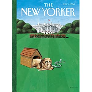 The New Yorker (May 1, 2006) | [Hendrik Hertzberg, Bill Buford, Daniel Raeburn, Sasha Frere-Jones, Nancy Franklin, David Denby]