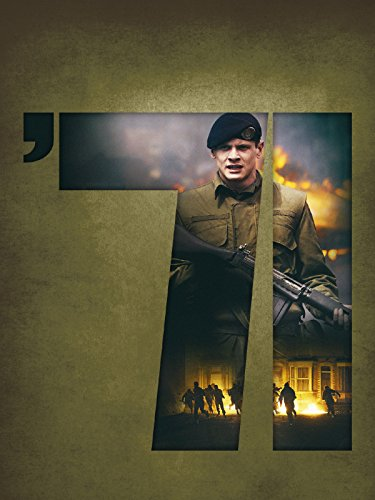 '71 on Amazon Prime Instant Video UK