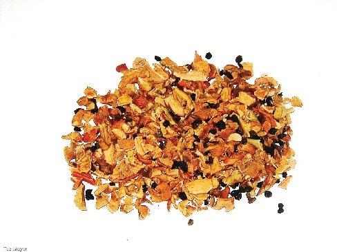 Türkischer Apfeltee 1kg wenig Säure Tee Tee-Meyer