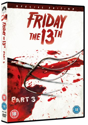 Friday The 13Th Part 3 - Special Collector's Edition [DVD]