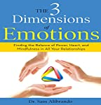 The 3 Dimensions of Emotions: Finding the Balance of Power, Heart, and Mindfulness in All of Your Relationships | Dr. Sam Alibrando