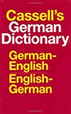 Cassell's German Dictionary: German-English, English-German (0025229303) by N