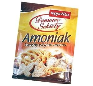 Appetita ammonia ammonium bicarbonate 30g 1 - Bicarbonate d ammonium cuisine ...