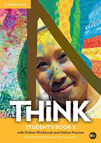 Think. Level 3 Student's Book with Online Workbook and Online Practice