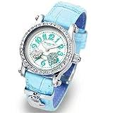 Alessandra Olla (アレサンドラ・オーラ) 腕時計 ムービングハート AO-4100-3-BL レディース