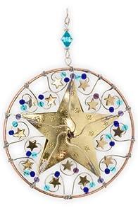 Pilgrim Imports Dreamcatcher Star Fair Trade Ornament
