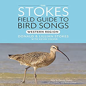 Stokes Field Guide to Bird Songs: Western Region Audiobook