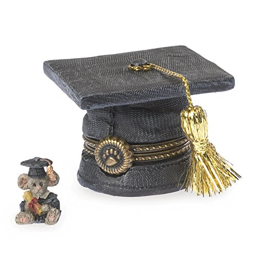 Boyds Resin Scholar's Cap with Einstein (Boyds Resin Figures compare prices)