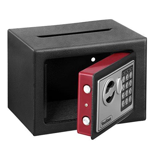 Vonhaus Mini Compact Electronic Digital Home Security