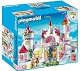 PLAYMOBIL 5142 - Princess Fantasy Castle + 5143 - Princess with Pegasus Carriage