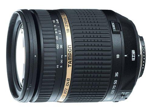 Tamron - AF 18-270mm f/3.5-6.3 DI II VC LD Aspheric [IF] Macro Zoom Lens for Canon Digital SLR