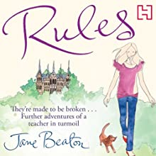 Rules Audiobook by Jane Beaton Narrated by Jilly Bond