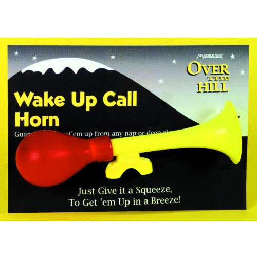 Over The Hill Wake Up Horn (1 ct) (1 per package) - 1