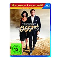 James Bond - Ein Quantum Trost [Blu-ray]