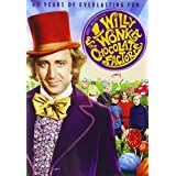 Willy Wonka & the Chocolate Factory DVD – $3.96!