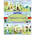 eeBoo All Around The Land Alphabet Wall Cards