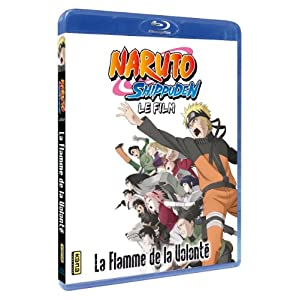 Naruto Shippuden - Le film : La Flamme de la Volonté [Combo Blu-ray + DVD]