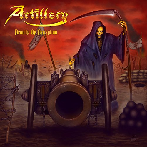 Artillery - Penalty By Perception (2016) [FLAC] Download