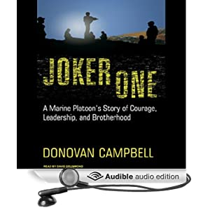 Joker One - Donovan Campbell