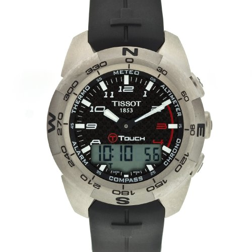 Tissot Gents Watch T-Touch Expert T0134204720200