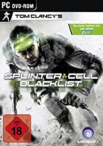 Tom Clancy's Splinter Cell Blacklist - [PC]