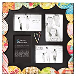 Demdaco Colorful Devotions Square Demdaco Collage Frame