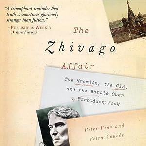 The Zhivago Affair Audiobook