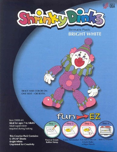 Shrinky Dinks D800-6A