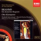 Great Recordings Of The Century - Brahms (Ein deutsches Requiem)