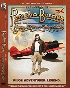 The Legend of Pancho Barnes and the Happy Bottom Riding Club